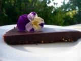 Chocolate Honey AlmondTart