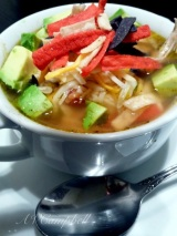 Tortilla Soup to Soothe The Soul!