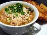 White Bean and Chicken Chili with… Turkey!?