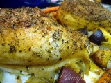 Soul Soothing Roasted Chicken
