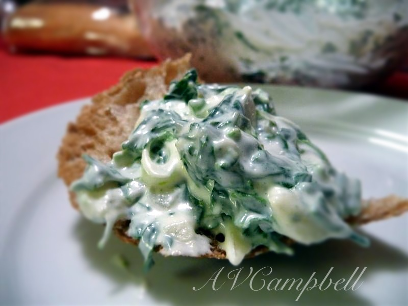 best spinach  dip ever recipes