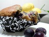 My Absolute FAVORITE Berry Muffins!