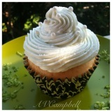 Margarita Cupcakes with Salted LimeButtercream!