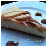 Banana Caramel Cheesecake!