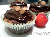 Peanut Butter BrownieCupcakes!!