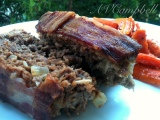 Meatloaf. With atwist.