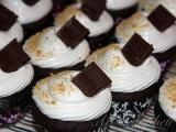 Tis' the season for S'MoresCupcakes!