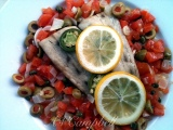Fish Veracruz enPapillote