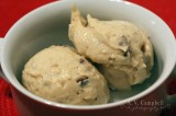 Healthy Banana Pecan Ice-Cream!